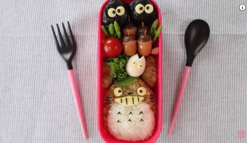 Learn how to make the cutest kyaraben bento around with this learn how to make the cutest kyaraben bento around with this japanese youtube channel video forumfinder Gallery